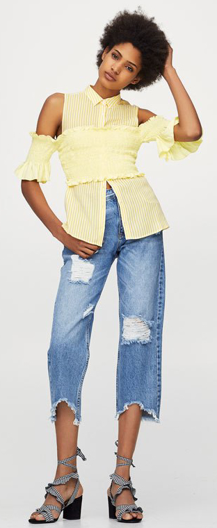 Outfit - Yellow